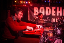 Afro Funk @ Badehaus with: Onom Agemo & the disco jumpers - Oct 2013