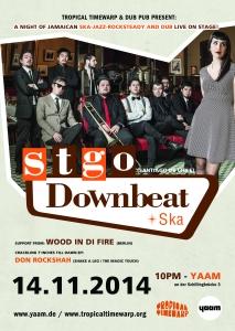 2014-11-14-YAAM-Berlin-Konzert_Stgo_Downbeat-WoodInDiFire