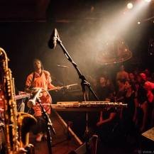 Guy One & The Polyversal Souls (live) at YAAM Berlin