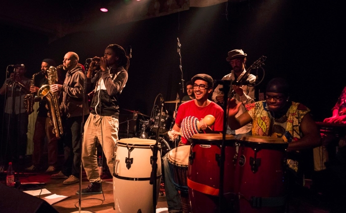 Afrobeat Made In Berlin Kelele Stellt Am Samstag Ihr Neues Album